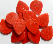 12 pk JAZZ Extreme Grip Guitar Picks 1.5mm JAZZ Shape by PICK GUY Pics Plectrums