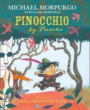 Pinocchio von Clare Morpurgo und Michael Morpurgo (2014, Taschenbuch)