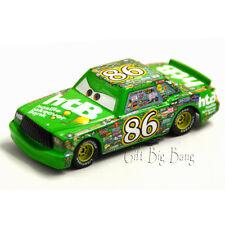 Mattel Disney Pixar Cars Chick Hicks NO.86 Spielzeug Auto 1:55 Frei Auf Lager
