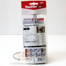11 x FISCHER Dübel 45683 Termax 8/140 M6 B VPE = 2 Stück - NEU