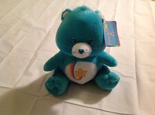 2006 COLLECTORS EDITION RAINBOW SHOOTING STAR THANKS A LOT CARE BEAR PLUSH NWT