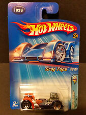 2005 Hot Wheels #26 First Edition Drop Tops #6/10 Flattery - G7923
