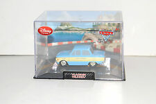 Disney Store Cars 2 Vladimir Die Cast Car In Collector's Case