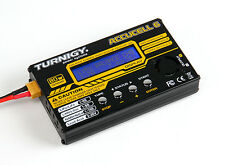Turnigy Accucel-6 Balancer Charger 80W 10A Battery Accucell LiPo LiFe NiMh LiHV