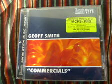 GEOFF SMITH COMMERCIALS DENNIS MUSIC RARE LIBRARY SOUNDS MUSIC CD