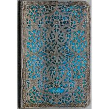 Paperblanks 2017 Diary Maya Blue Mini Week-To-View Planner