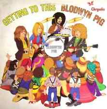 BLODWYN PIG - Getting To This (LP) (G+/G+)