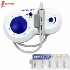 Woodpecker Dental Piezo Ultrasonic Scaler DTE D1 Satelec Tip Compatible 110V FDA