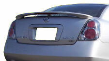 PAINTED REAR WING SPOILER FOR A NISSAN ALTIMA FACTORY STYLE  2002-2006