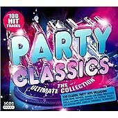 Various Artists  Party Classics Ultimate Collection 100 Hit Tracks On 5 CDs 2013