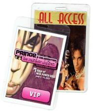 Backstage Pass - Prince - Rainbow Children 2001- 2 Badges