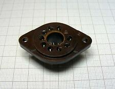 Socket 9-pin MAGNOVAL for OLD vacuum electron tube EL500, PL504, PL509
