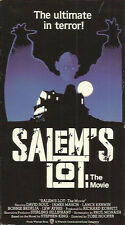 Salem's Lot: The Movie (VHS) Overseas Theatrical and Cable TV Cut!