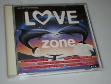 LOVE ZONE CD MIT NO MERCY / MARK OWEN / ROBERT MILES / KELLY FAMILY / TAKE THAT