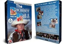 BENNY HILL  ANNUALS  1980-1989  New & Sealed    9  Disc Box Set       Fast  Post