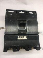 ITE 400 Amp JJ Frame ETS JJ3-S400V 3 Pole Molded Case Switch 400A JJ3 Shunt Trip