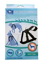 Boyztoys RY791 Padded Adjustable Large Dog Harness For Safe Car Travel 24+Kg New