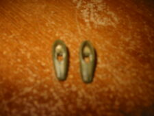 Dawn Doll, 1 Pair of Brown Plain Shoes in Very Good Condition