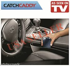 CATCH CADDY Car Seat Organizer Store Set of 2  AS SEEN ON TV Stop Item Drop