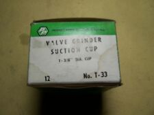 "VALVE GRINDER SUCTION CUPS - 1-3/8"" DIAMETER - 12/PACKAGE"