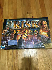 Risk The Lord of the Rings Trilogy Edition - NEW UNPLAYED RARE sealed GAME