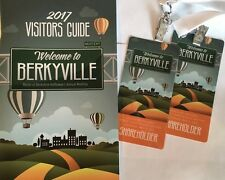Berkshire Hathaway 2017 - 4 Annual Meeting Credentials & Guide Book