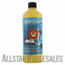 House and Garden Drip Clean 1L Hydroponics Flushing Agent 1 Liter