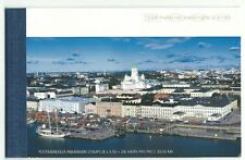 FINLAND 2000, (CEPT HANG-ON ISSEU)European cultural capital booklet MNH (it)(nl)