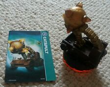 """MINT Skylanders Giants """"catapultare"""" & Card utilizzare con superchargers WII XBOX PS"""
