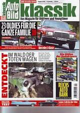 Auto Bild Klassik 4/09 Mercedes S-Klasse W116/220 SE Cabrio/Eldorado/Volvo 245/