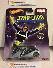 Deco Delivery Star-Lord * Hot Wheels Pop Culture MARVEL * N120