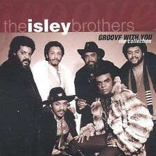 Isley Brothers 2 CDs Groove With You the Collection CD New Factory Sealed