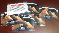 Brock Lesnar UFC 2012 Topps Finest Card #98 100 116 121 141 91 87 81 WWE MMA 12