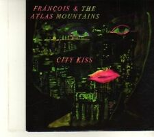 (DR722) Francois & The Atlas Mountains, City Kiss - 2012 DJ CD