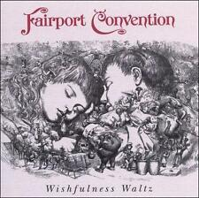 Wishfulness Waltz by Fairport Convention (CD, Mooncrest Records)