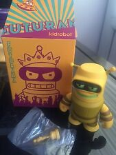 "calculon futurama kidrobot chase series 2 3"" figure"