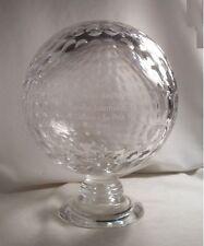 Grande COUPE cristal GOLF trophée MANPOWER 1996 Domaine DIVONNE 1er Prix DAMES