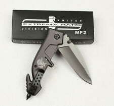 New Assisted Opening Knife Tactical EXTREMA RATIO MF2 Stainless Steel Saber Tool