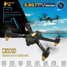 Original Hubsan H501S X4 5.8G FPV 1080P Camera RC Quadcopter GPS Follow Me A9A2