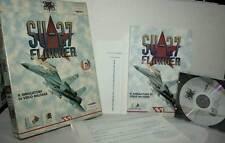 SU-27 FLANKER GIOCO USATO BUONO STATO PC CDROM VERSIONE ITALIANA FR1 40522