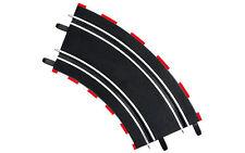 Carrera GO!!! Curve 2/45º for 1/43 slot car track, 4/pk 61617