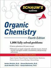 Schaum's Outline of Organic Chemistry, Fourth Edition (Schaum's Outlin-ExLibrary