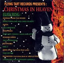 Flying Tart Records Presents Christmas In Heaven CD Compilation