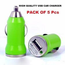 5xUSB e Cigarette CAR charger, CE4 510 EGO-T, Shisha Pen E-SHISHA, E Cig CHARGER