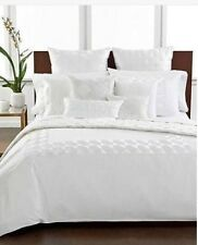 Hotel Collection Finest Bedding Embroidered Frame King Duvet Cover $570.00