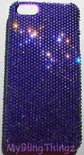 9ss HELIOTROPE Crystal Rhinestone Back Case for iPhone 4 4S w/Swarovski Elements