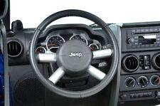 Lenkrad Speichenblenden Cover Chrome Jeep Wrangler JK