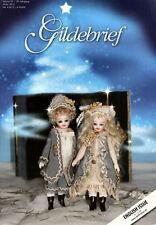 Gildebrief 4/2012 Dollmaking Antique Dress Patterns French Fashion, Rochard