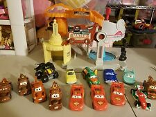 Radiator Springs Playset Disney Pixar McQueen Mater & Others