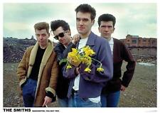 "SMITHS / THE SMITHS POSTER ""MANCHESTER 16th MAY 1983"""